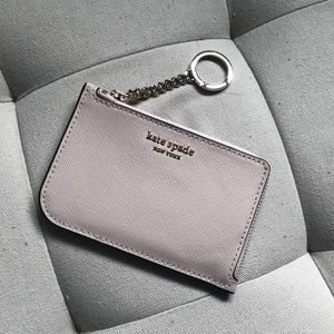 Kate Spade I-zip card holder/ coin